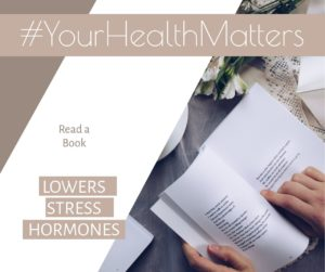 Read for health.