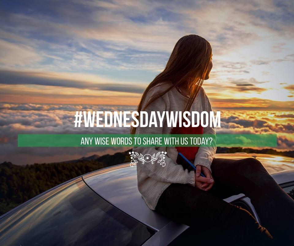 Wednesday Wisdom for Writers