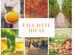 Fall Date Ideaa