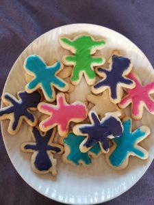 Something Beautiful - cookies